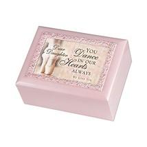 Cottage Garden Children's Pink Dear Daughter Dance w/Spinning Ballerina ... - $51.72