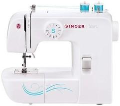 SINGER Start 1304 6 Built-in Stitches, Free Arm Best Sewing Machine 4 Be... - $133.31