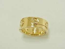 Cartier Astro Love Ring Used Excellent++ condition K18YG gold US4.5-5 Fr... - $1,460.19
