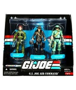 G.I. Joe 25th Anniversary: Air Command Exclusive Boxed Set of 3 Action F... - $98.51
