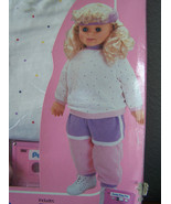 "24"" JOGGING EXERCISE OUTFIT  fits most 24"" Dolls   NRFB but box is wor... - $19.80"