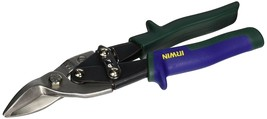 Irwin 2073112 Aviation Snips Right & Straight Cut Compound Leverage - $9.90