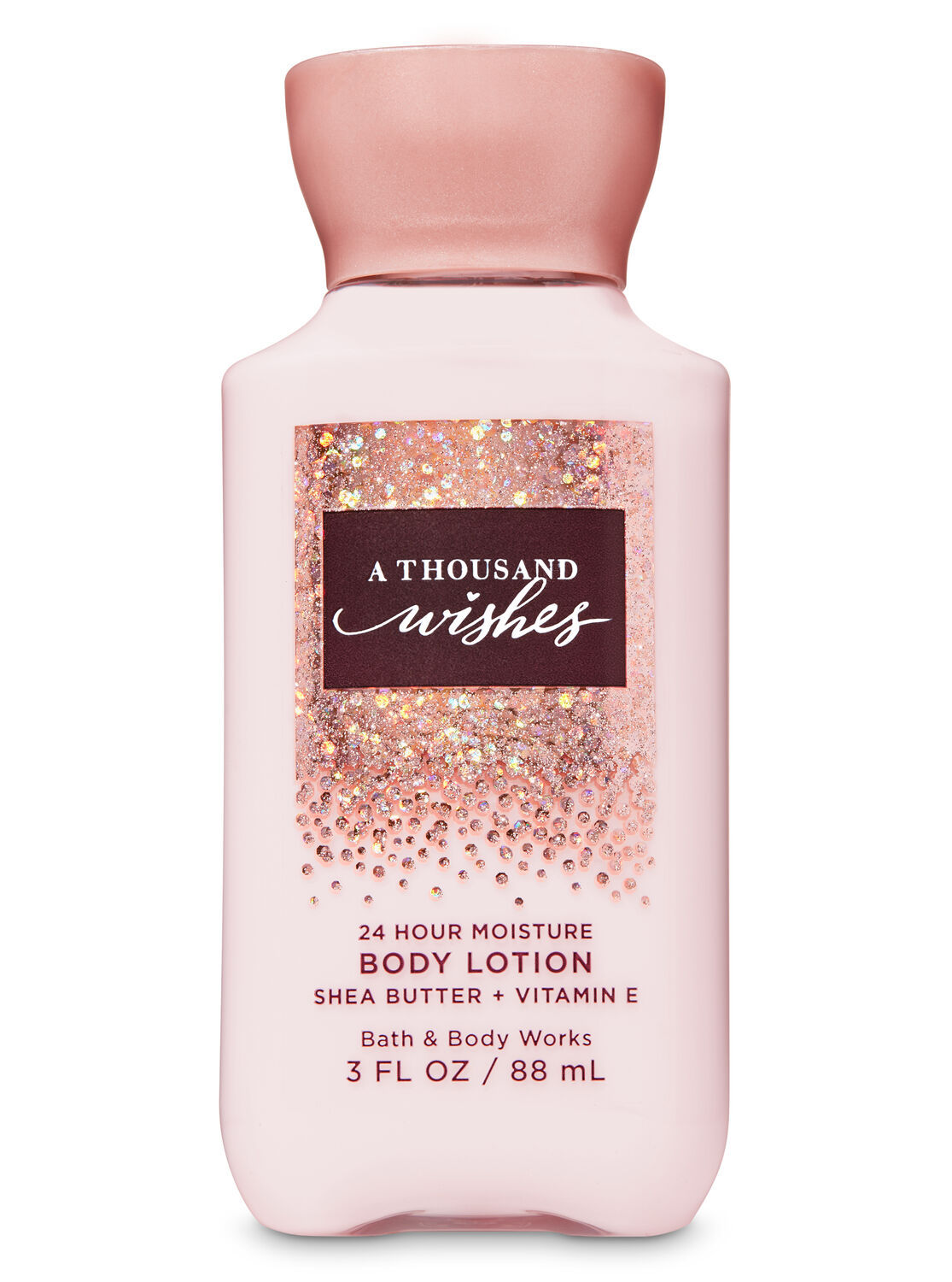 Primary image for Bath & Body Works A Thousand Wishes Body Lotion Travel Size 3oz