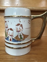 Elks Lodge 378 Vintage Stein Coffee Mug Decorative Singing Barber Shop Q... - $28.75