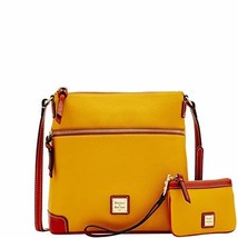 Dooney & Bourke Pebble Grain Crossbody Medium Wristlet Shoulder Bag - $259.00