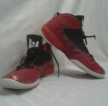 new concept e0b97 7142a Nike 514340 - 601 Air Jordan Fly Wade LN3 Basketball Shoes Size 15 Red and  Black