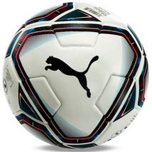 Puma teamFINAL 21.3 FIFA Quality Pro Ball Soccer Football White 08330501 Size 5 - $61.99