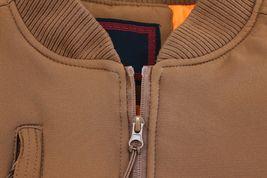 Men's Multi Pocket Water Resistant Industrial Uniform Quilted Bomber Work Jacket image 12