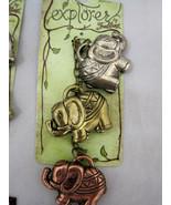 Charms Elephants Metals Jewelry Bracelet Crafts Silver Brass Gold Lot - $16.99