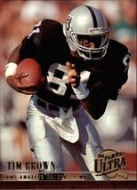 Tim Brown 1994 Fleer Ultra # 149 - $0.98