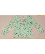New Circo Kids Thermal Long Sleeve Tee - Green Dot/510696 Girls Size 6  ... - $4.98