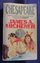 1978 CHESAPEAKE Paperback Book by JAMES A MICHENER - $24.75