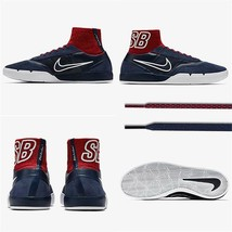 Nike Men's SB Hyperfeel Koston 3 III Eric Blue Red Skate New in Box size 10 - $99.00