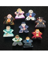 Custom Kill Doctor Lucky Meeple Set (9 figures) - $13.00