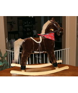 Rocking Horse with Sounds - $40.00