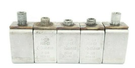 LOT OF 5 WESTINGHOUSE T250KB CIRCUIT BREAKER LUGS, 4-350 MCM-CU, 2-350 MCM-AL