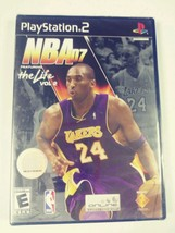 NBA 07 Featuring the Life Vol. 2 (Sony PlayStation 2, 2006) New Factory Sealed image 1