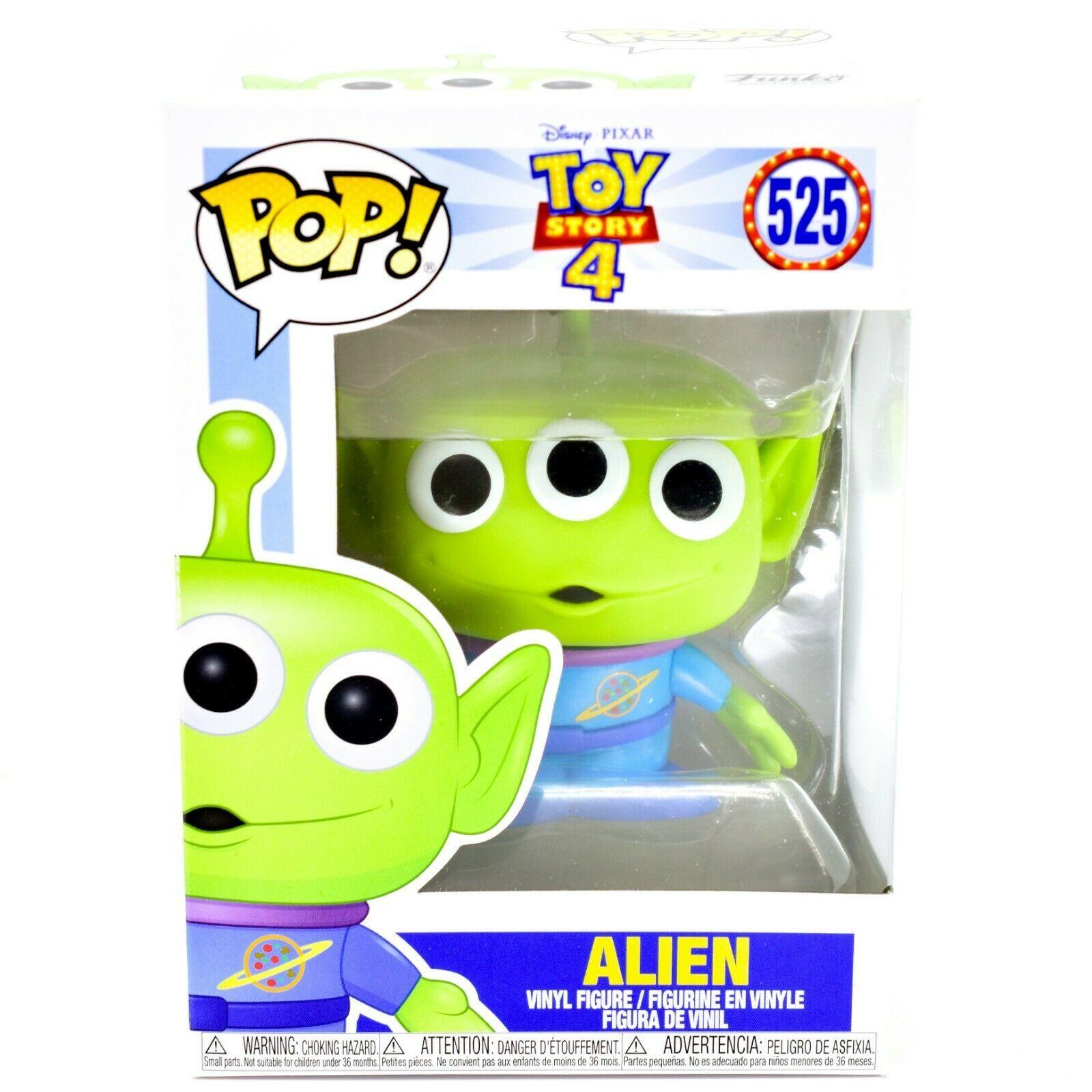 Funko Pop! Disney Pixar Toy Story 4 Alien #525 Vinyl Action Figure