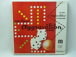 The Original Aggravation 1970 Marble Board Game Irwin 100% Complete Bili... - £20.82 GBP