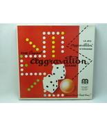 The Original Aggravation 1970 Marble Board Game Irwin 100% Complete Bili... - $28.63