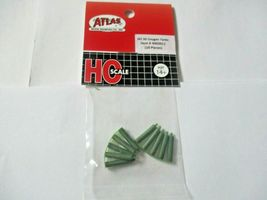 Atlas # 4002011 Oxygen Tanks 10 Pieces 3D Printed Accessories HO Scale image 3