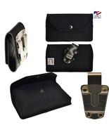 Rugged Nylon Heavy Duty Belt Side Snap Lock Case for CAT S50 - $29.99