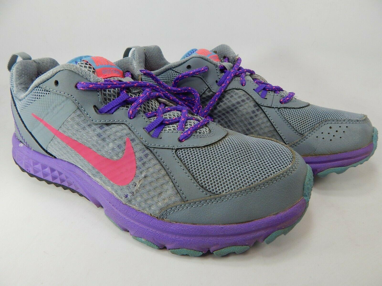 buy popular 9a617 c26d6 Nike Wild Trail Size 9 M (B) EU 40.5 Women s and 50 similar items