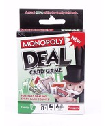 Funskool Monopoly Deal Card Game 2-5 Players Indoor Game Age 8+ Family Game - $14.21