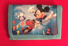 Disney Mickey Mouse Children's Wallet— Boy's Gift More Characters Availa... - $7.00