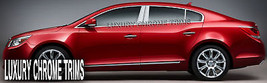 Buick LaCrosse Stainless Steel Chrome Pillar Posts by Luxury Trims 2010-2015 6pc - $69.80