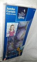Tinker Bell Jumbo Bead Curtain Girls Bedroom Decor 24  60 Walt Disney Ti... - $14.67