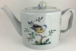 Spode Queen's Bird Y4973 Teapot & lid - $100.00