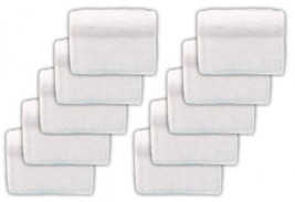 Baseboard Buddy 10 Pack of Microfiber Replacement Pads 10x Refill - $27.55