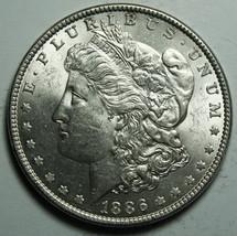 1886 MORGAN SILVER DOLLAR COIN Lot# D 31