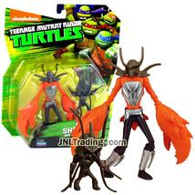 Year 2015 Teenage Mutant Ninja Turtles TMNT 5 Inch Figure - MUTANT SHRED... - $34.99