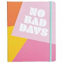 12 Month Hardcover No Bad Days Planner w - $12.99