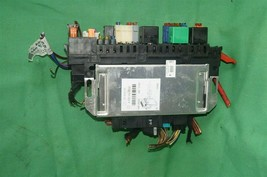 Mercedes W220 S430 S55 Rear Right Under Seat Fuse Relay Box SAM A-032-545-83 32 image 1