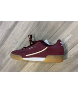 Adidas Continental 80 Sneakers Casual    - Burgundy - Mens SZ-14 - $45.00