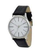 Minimalist Watches with Long Stripe Watch for Men Watch for Women - $36.00