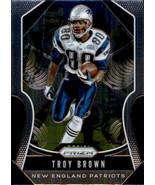 Troy Brown 2019 Panini Prizm Card #267 - $0.99