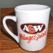 A&W Bilingual Ceramic Special Blend Melange Special 8oz. Coffee Tea Mug - $11.99