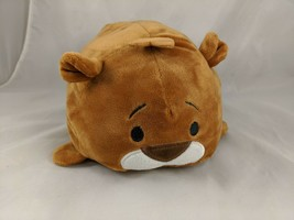 "Bun Bun Beaver Stacking Plush 13"" 2017 Basic Fun Stuffed Animal Toy - $7.80"