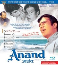 Anand Hindi Blu Ray Fully Boxed and Sealed [DVD] [1971] - $39.59