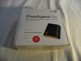 Seagate Free Agent Go 160GB External 5400RPM (ST901603FGE1E1-RK) Hdd - $49.50