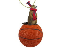 Prairie Dog Basketball Ornament - $17.99