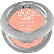 L'oreal True Match Super Blendable Blush - N3-4 Innocent Flush - $7.49