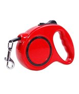 5M Red Pet Dog/Cat Puppy Automatic Retractable Traction Rope Training Wa... - $21.78