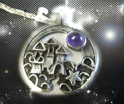 HAUNTED NECKLACE MASTER WITCH'S MY FAIRYTALE COME TO LIFE SECRET OOAK MA... - $8,997.77