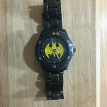 Mens Accutime DC Comics Batman Metal Band Wrist Watch (Bat8022 0713) - $19.75
