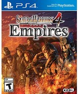 Samurai Warriors 4 Empires - PlayStation 4 [video game] - $58.31